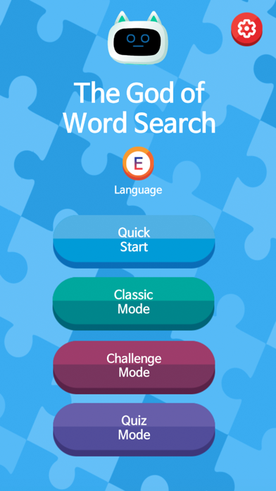 Word Search Robot screenshot 1