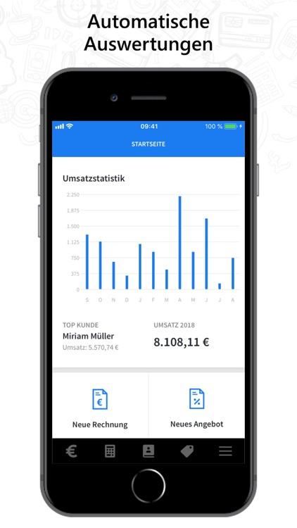 invoiz - Rechnung schreiben screenshot-4
