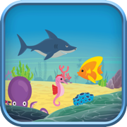 Catch Fish In The Seabed