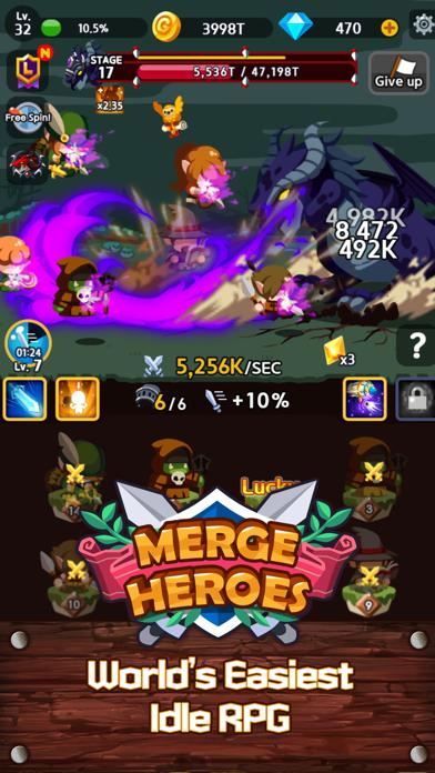 Merge Heroes Frontierのおすすめ画像3