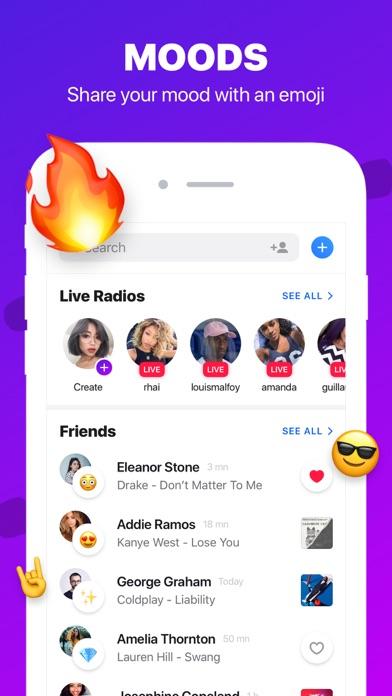 Sounds App Instasound Screenshot