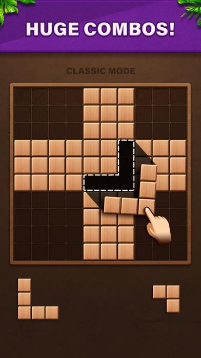 Fill Wooden Block Cube Puzzle App Price Drops