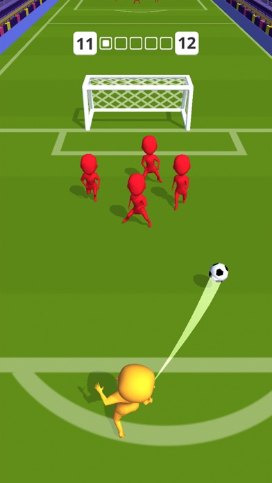 Cool Goal! - Soccer screenshot 1