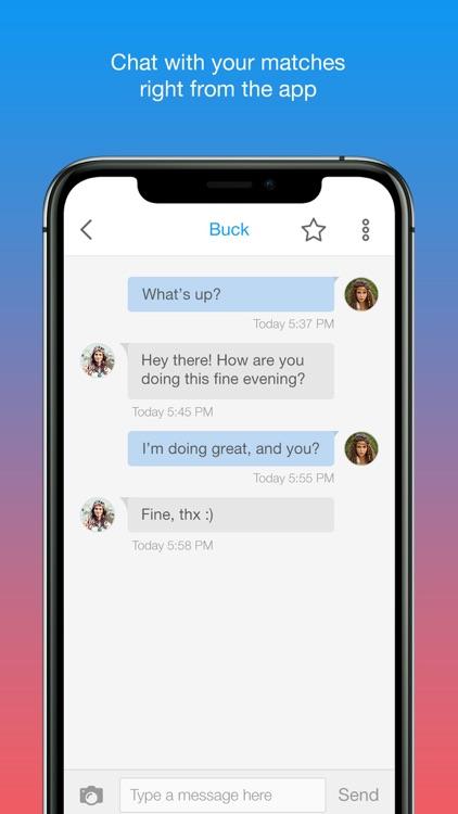 Hippie Dating screenshot-3