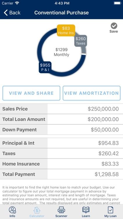 Capstone Home Loans screenshot-3