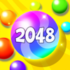 HHS Daily - 2048 Balls: Merge Magic Bubble  artwork