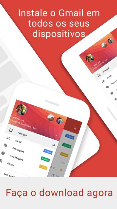 Baixar Gmail: Email do Google para Pc