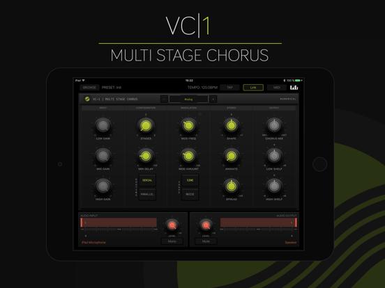 VC-1 Chorus