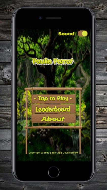Paulie Parrot screenshot-0