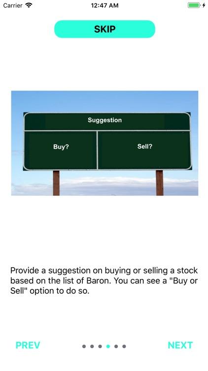 StockBaron USA screenshot-3