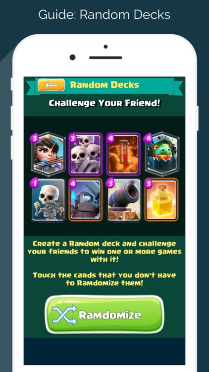 Guide for Clash Royale PRO