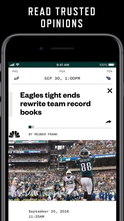 MyTeams by NBC Sports screenshot-4