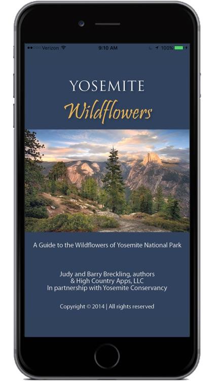 Yosemite Wildflowers screenshot-0