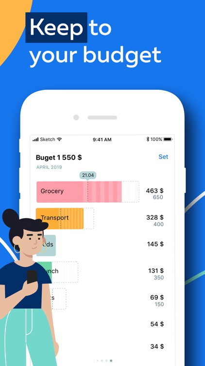CoinKeeper³ - money manager