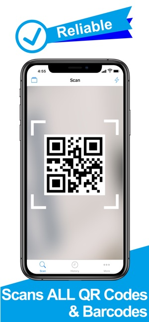 QR Code Reader & Barcode on the App Store