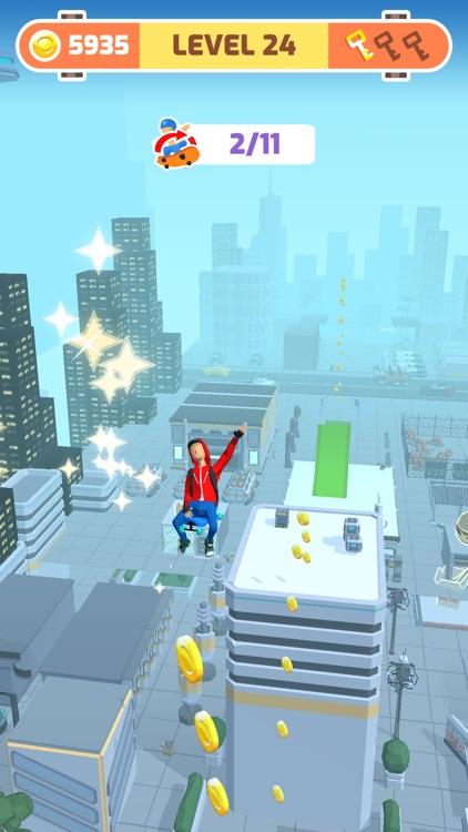 Skater Race screenshot-4