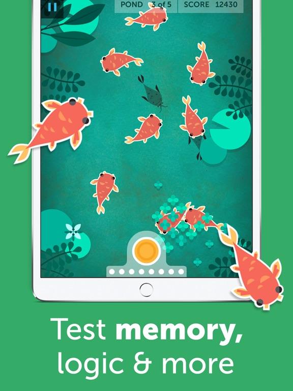 Screenshots for Lumosity: Daily Brain Games