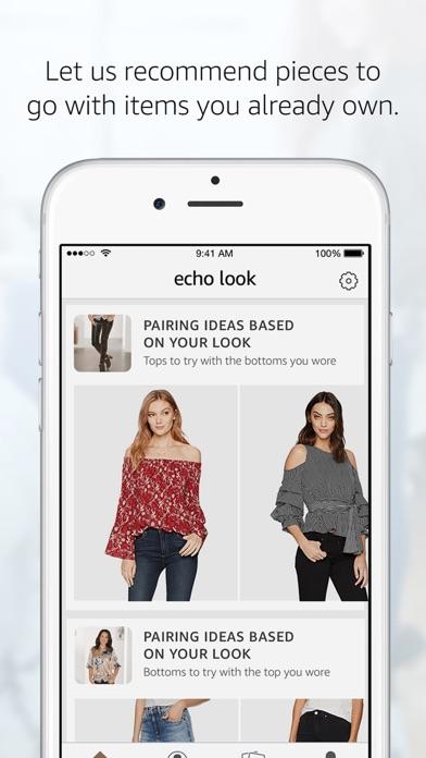 Echo Look - 窓用
