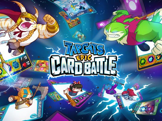 Tap Cats: Epic Card Battle CCG screenshot 14