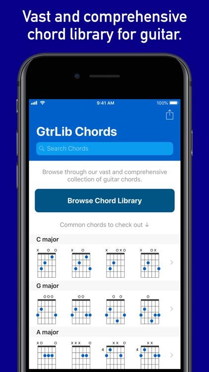 GtrLib Chords Pro