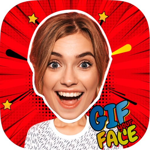 Gif Your Face - video editor icon