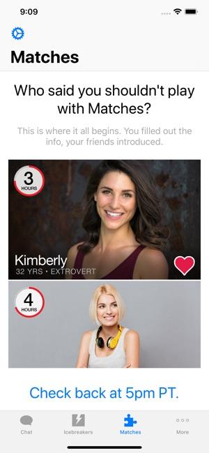 DatingSphere - Get Introduced Screenshot