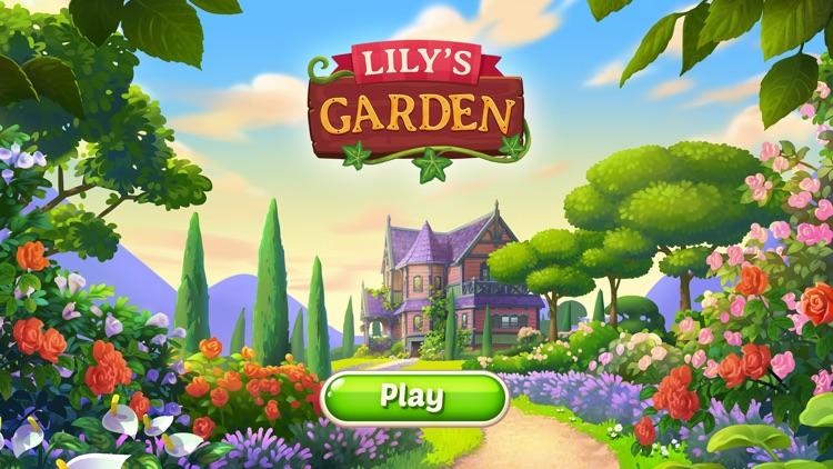 Lily's Garden: Design & Relax screenshot-6