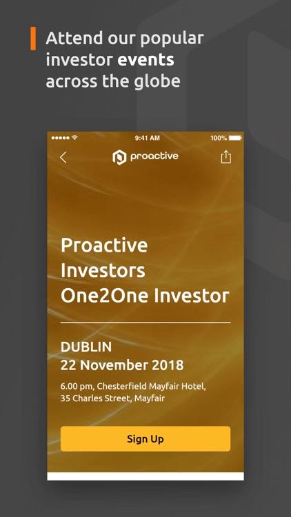 Proactive News, Media & Events screenshot-4