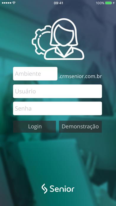 Gestão de Relacionamento   CRM screenshot one