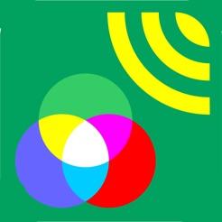 Icono del Identificador de colores ONCE
