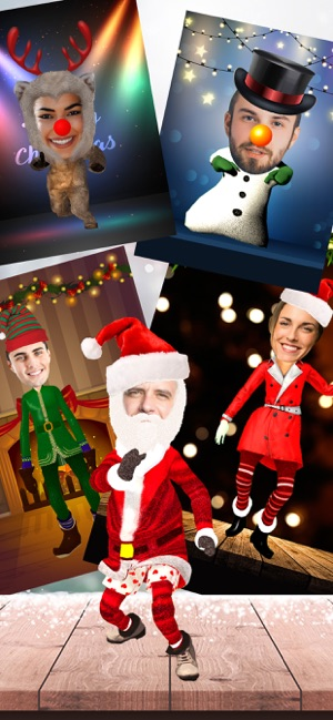 Elf Dancing 3d Avatar On The App Store