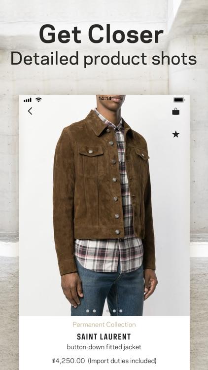 Farfetch - Fashion Shopping screenshot-6