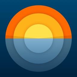 Solar Watch Sunrise Sunset