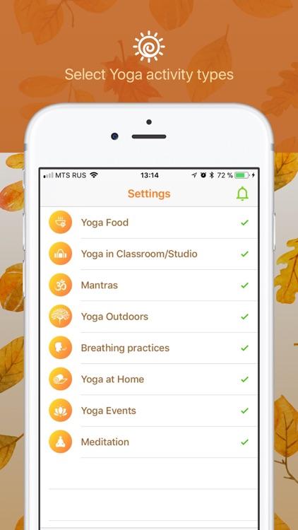 Yoga-Tracker
