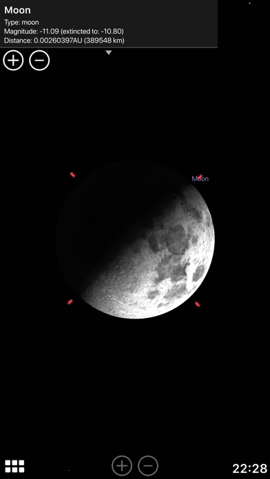 Screenshot for Stellarium Mobile Sky Map in United States App Store