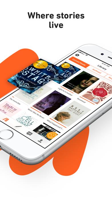 Wattpad App Reviews - User Reviews of Wattpad