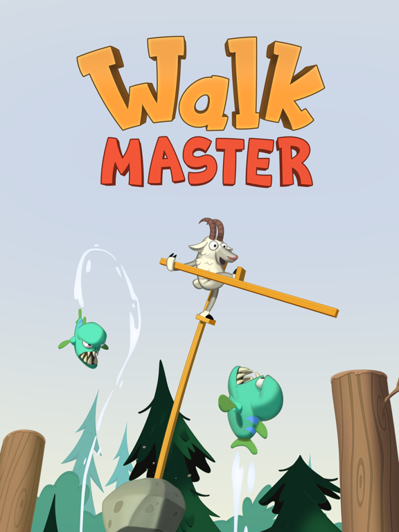 iPad Image of Walk Master