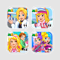 App Icon for My City Super Bundle 11-15 App in Egypt IOS App Store
