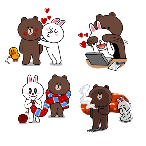 Brown And Cony's Secret LDate!