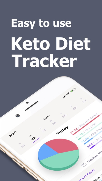 Keto App & Carb Diet Manager screenshot-6