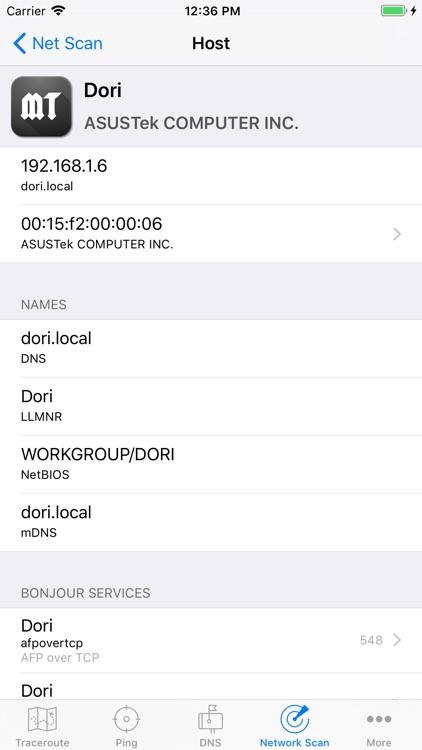 IT Tools - Network Analyzer screenshot-4