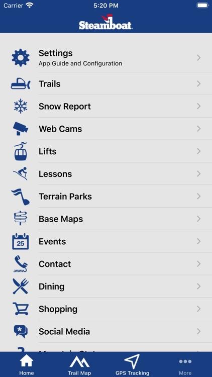 Steamboat Ski and Resort