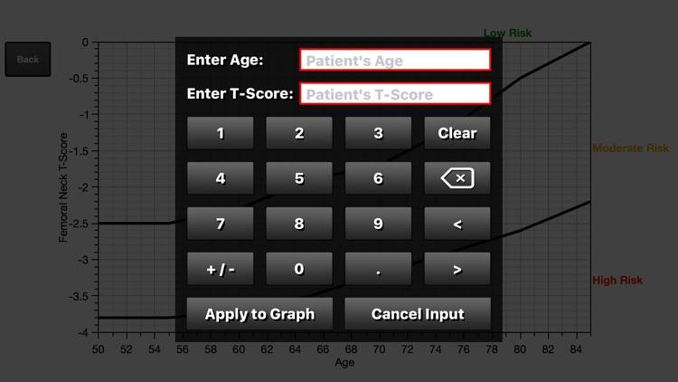 CBMD T-Score Calculator screenshot-4