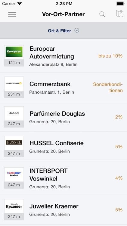 BSW-App: Ihre Sparvorteile screenshot-3