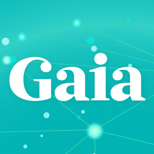 Gaia TV Discover Mindful Yoga app logo