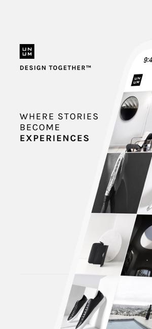 UNUM – Design Your Story on the App Store