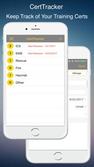 FireSync Shift Calendar iphone images