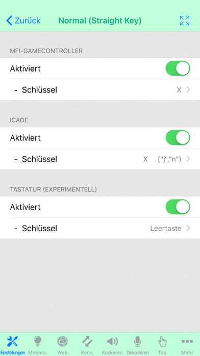 Screenshot for Morse-It in Germany App Store