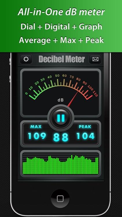 Decibel Meter Plus Pro