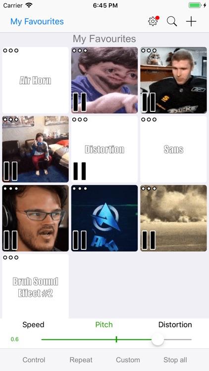 Meme Soundboard 2016-2019 by Oleg Andruschenko
